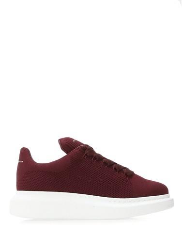Alexander McQueen Sneakers Bordo